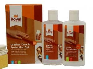 Leather Care & Protection set 2x150ml
